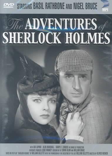 ADVENTURES OF SHERLOCK HOLMES BY SHERLOCK HOLMES (DVD)